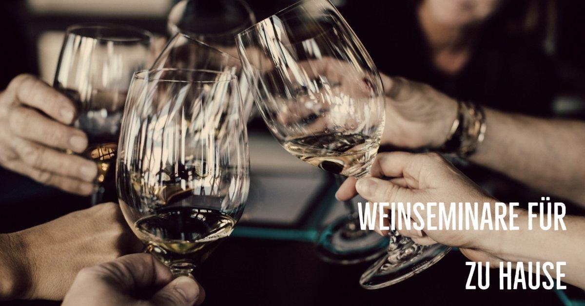 Virtuelle Weinseminare