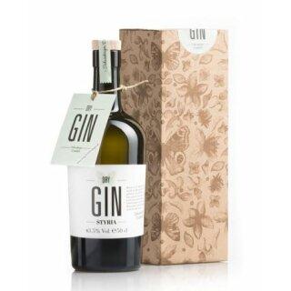 Styrian Gin, Weingut Schneeberger