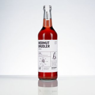 Uhudler Wermut im Freimeisterkollektiv by Lisa Bauer