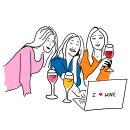 Virtuelle Weinverkostung mit je 4 Weinen für Ihren...